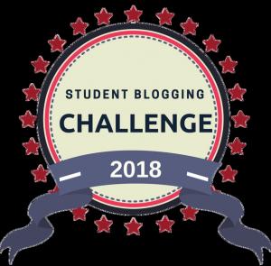 Student Blog Challenge Badge